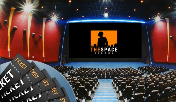 BIGLIETTI SPACE CINEMA